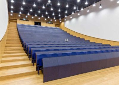 Universität Luxemburg Hörsaal