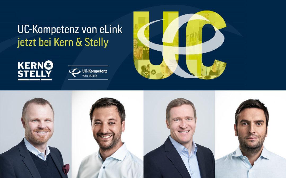 Kern & Stelly übernimmt UC-Geschäftsbereich der eLink Distribution AG