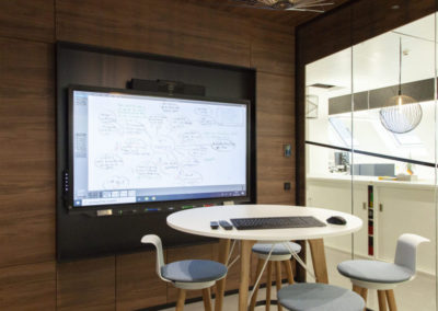 VEGA - SMART-Board Meeting Room