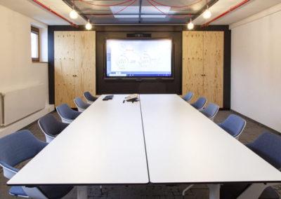VEGA Schiltach - Konferenzraum Smart Boards