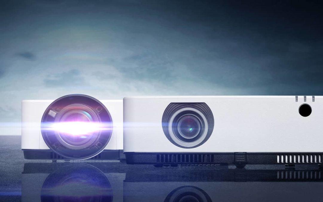 Sharp/NEC stellt neue Business-Projektoren der ME-Serie vor