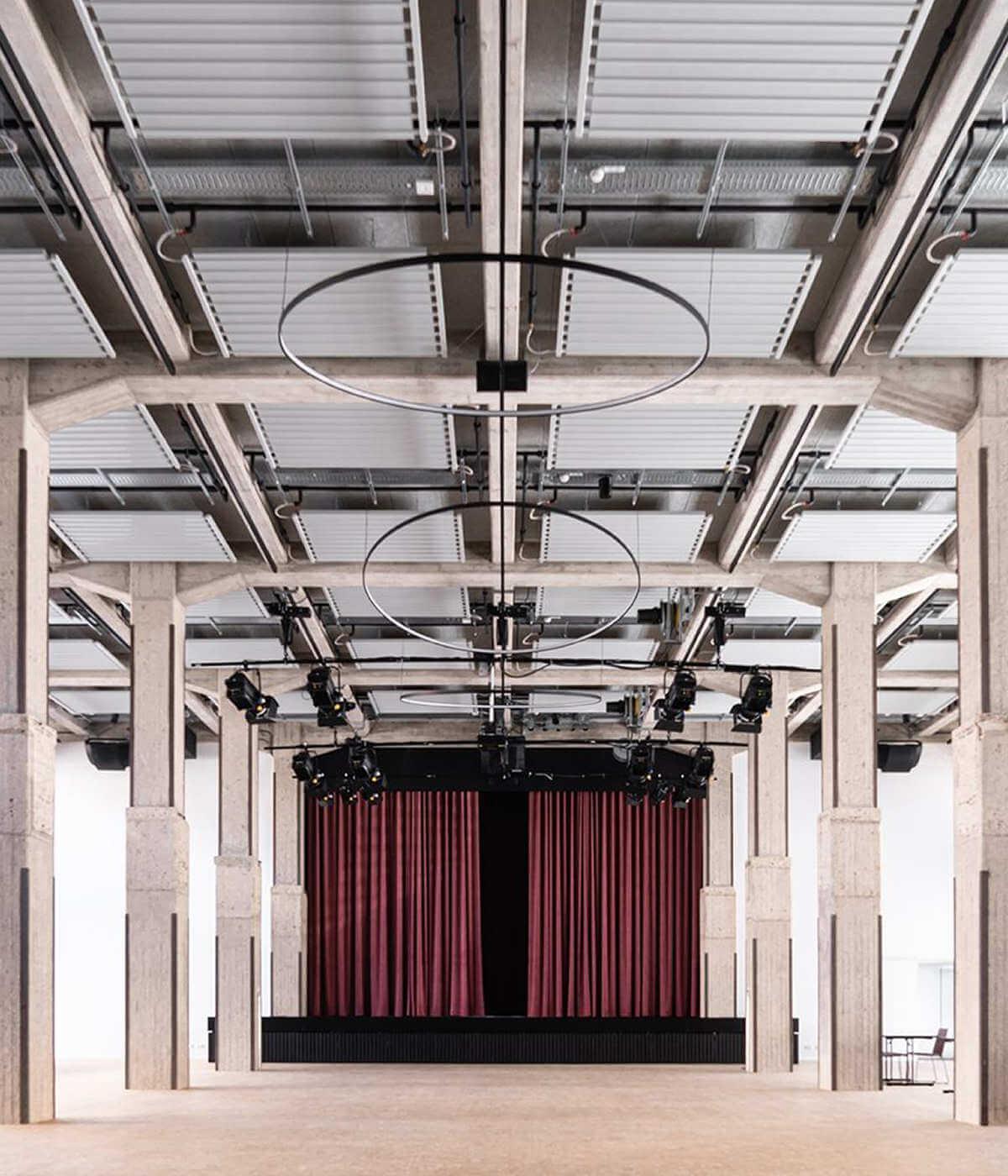 Fassfabrik Festsaal