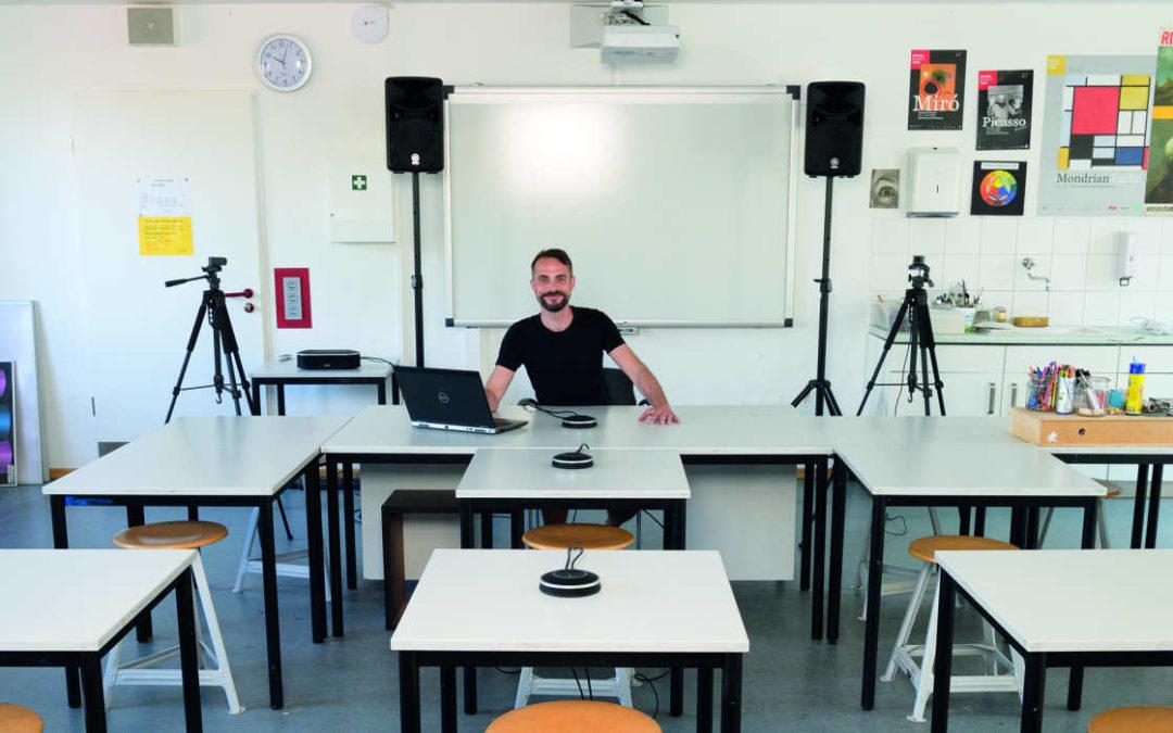 Yamaha startet Initiative: Fit für hybriden Unterricht mit passenden Audiolösungen