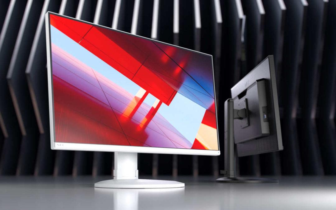 Sharp-NEC: Neues Desktop Display für Unternehmens- und Homeoffice-Umgebungen