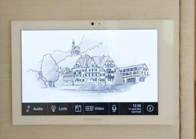 Ameron - Wand-Touchpanel für eine komfortable Bedienung