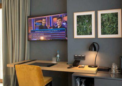 Ameron - Zimmer mit IPTV