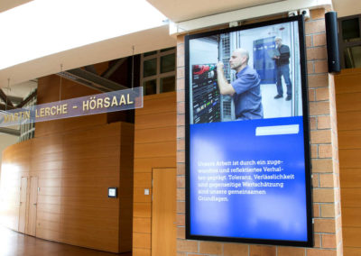 Bundesinstitut für Risikobewertung - Informations- und Besucherleitsystem