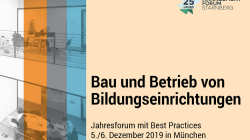 """Pichler Medientechnik mit digitalen Kommunikationslösungen auf dem Fachkongress """"Bau & Betrieb von Bildungseinrichtungen"""""""