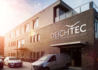 Deichtec, Emden, Bürogebäude