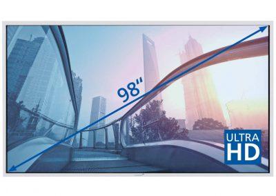Legamaster e-Screen PTX touch monitor PTX-9800UHD weiß - 001 - print