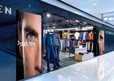 Überzeugende Einkaufserlebnisse: NEC Display Solutions präsentiert neue Digital-Signage-Lösungen