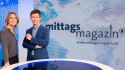 ARD-Mittagsmagazin aus dem ZDF-Hauptstadtstudio