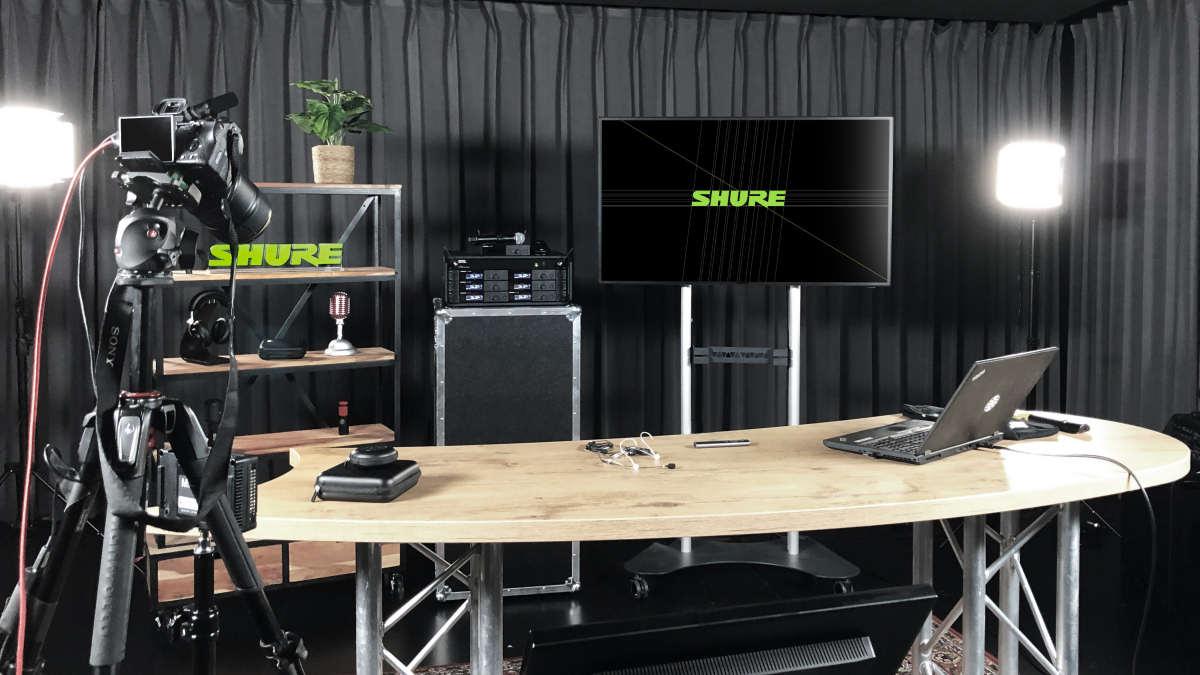 Shure-Studio