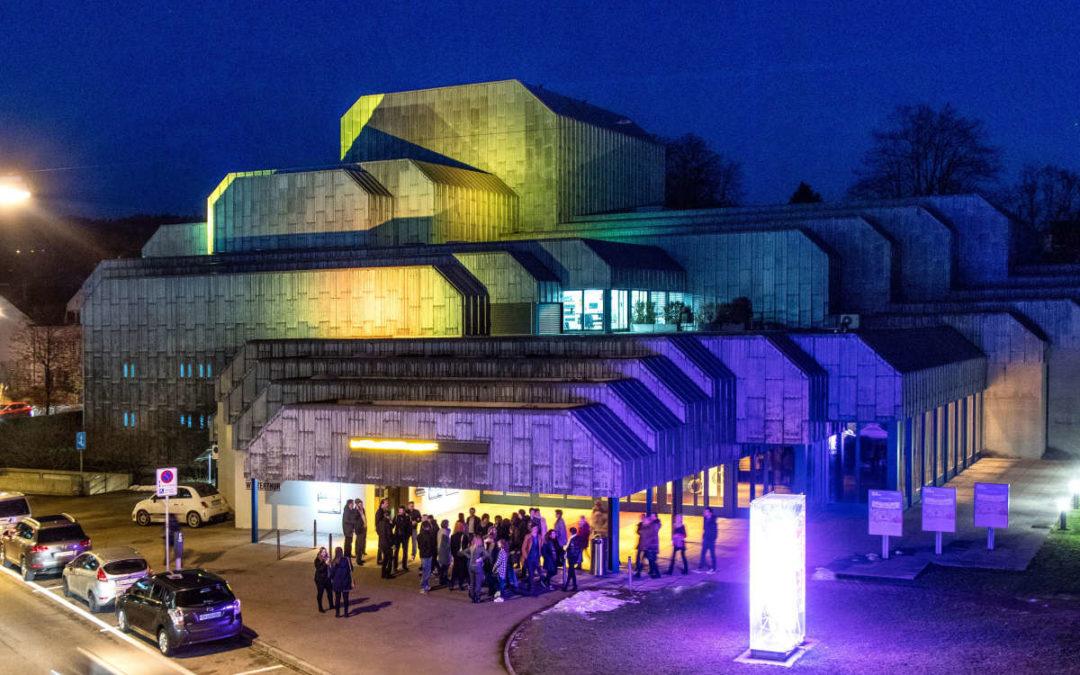 Shure: Axient Digital Drahtlossystem im Theater Winterthur