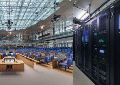 WCC Bonn Projekt