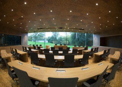 Senatssaal, Medientechnik von AK Media
