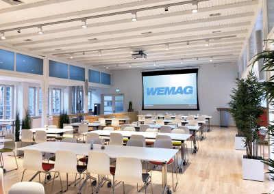 Mediasystem: Konferenzraumtechnik