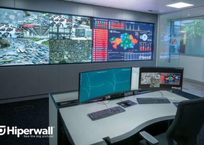 Sharp NEV Application hiperwall