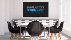 Kramer Control BRAINware in BRAVIA Displays von Sony integriert
