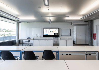 Medientechnik an der Zurich International School