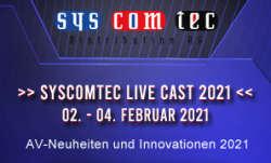 syscomtec-AV-Portal: Neue AV-Technologien 2021
