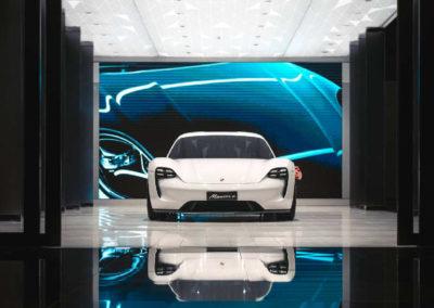 Upanel Porscher - Unilumin