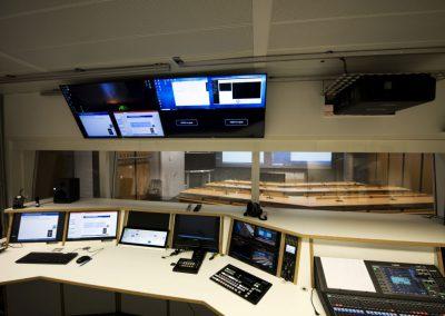 Hörsaaltechnik an der Fachhochschule Jena