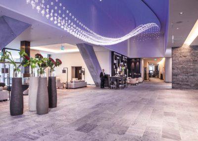 Yamah _InterContinental Hotel Davos